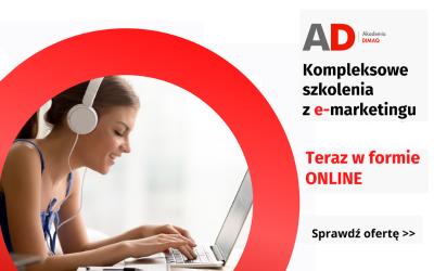 Szkolenia DIMAQ w formie ONLINE – w domu też możesz podnosić swoje e-kompetencje